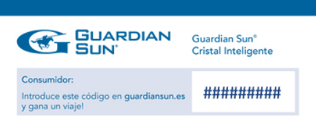 Etiqueta Guardian Sun